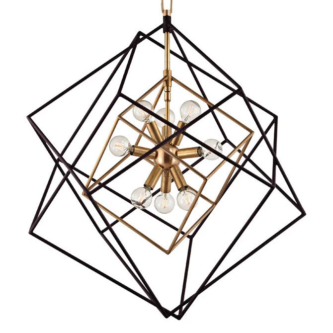 Hudson Valley Roundout Chandelier