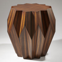 Global Views Origami Side Table
