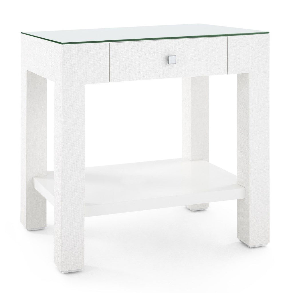Bungalow 5 Valentina 1 Drawer Side Table