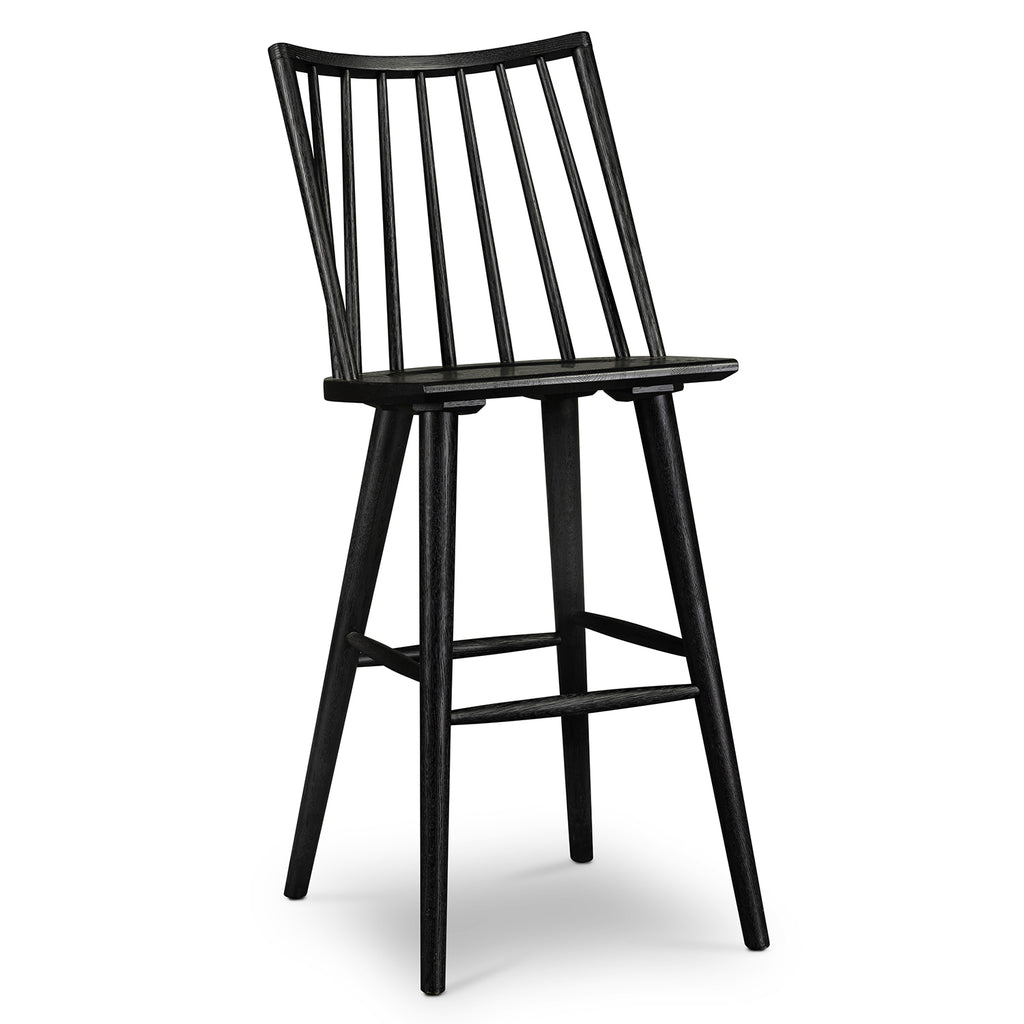 Four Hands Lewis Windsor Bar Stool