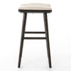 Four Hands Union Saddle Counter Stool