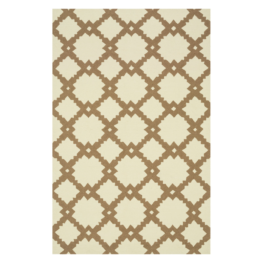 Loloi Venice Beach Taupe Indoor/Outdoor Rug