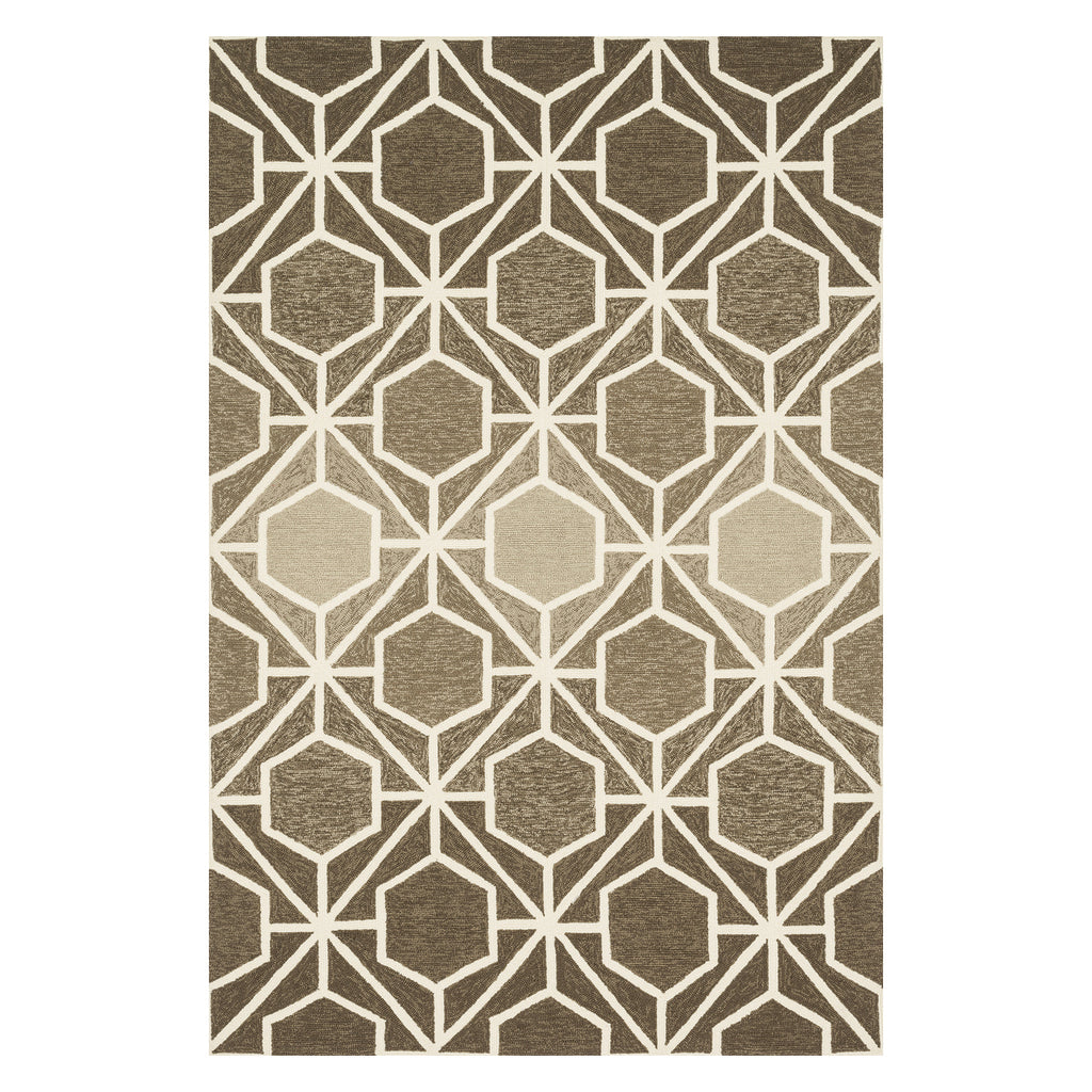 Loloi Venice Beach Brown Indoor/Oudoor Rug