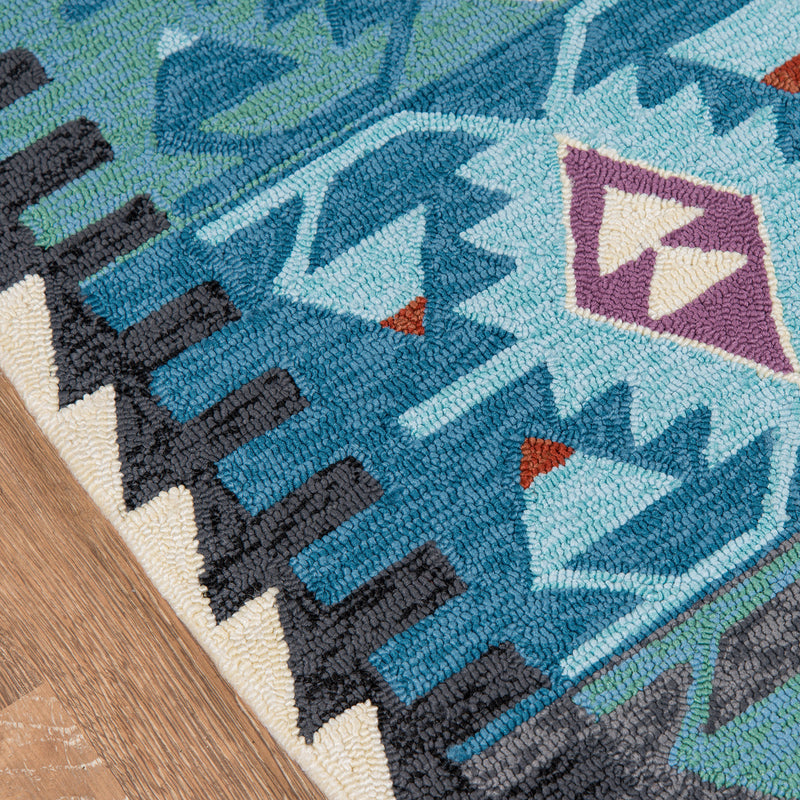 Venice Tribe Indoor/Outdoor Rug