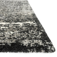 Loloi Viera Graphite/Black Power Loomed Rug