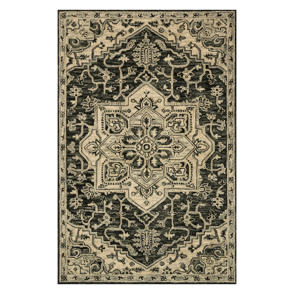 Loloi Victoria Hollow Hooked Rug