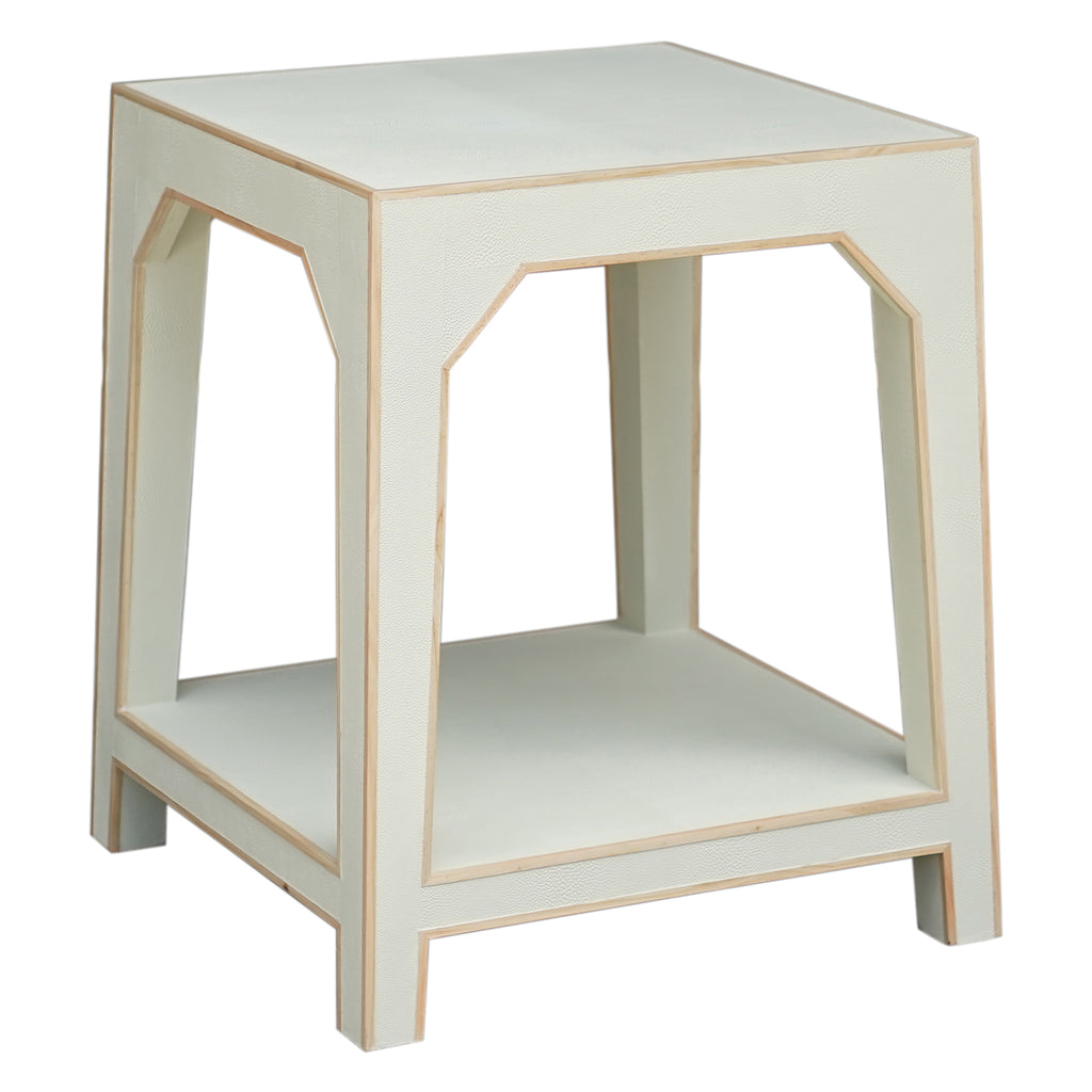 Worlds Away Walsh Side Table - Final Sale