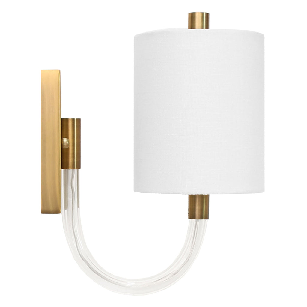 Worlds Away Walton Wall Sconce