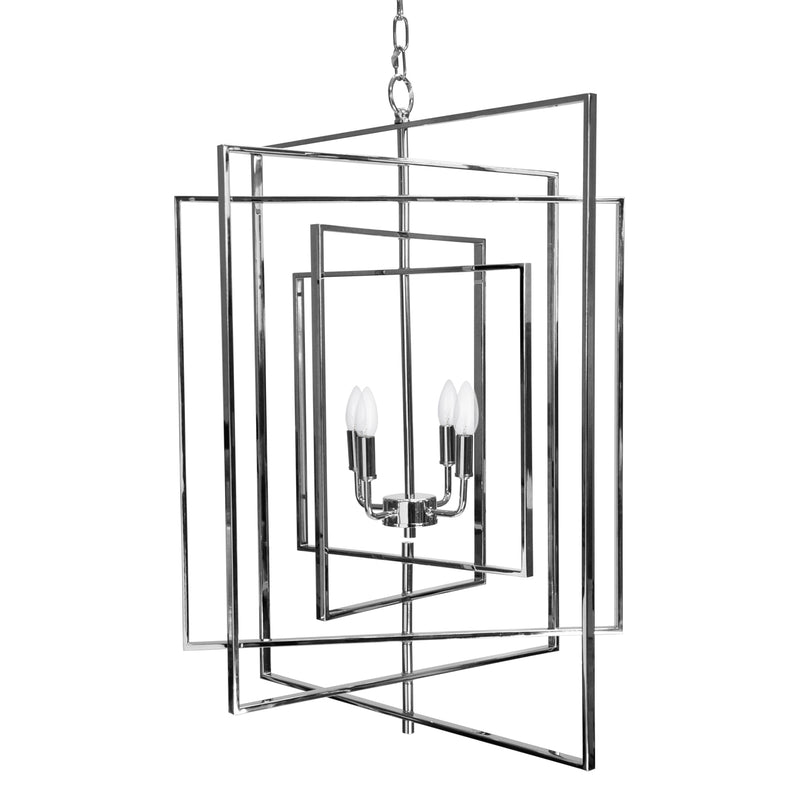 Worlds Away Whitmore Chandelier - Final Sale