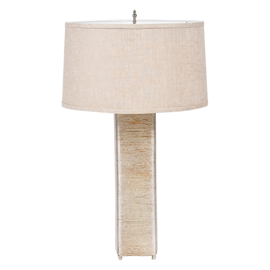 Worlds Away Wrapt Table Lamp