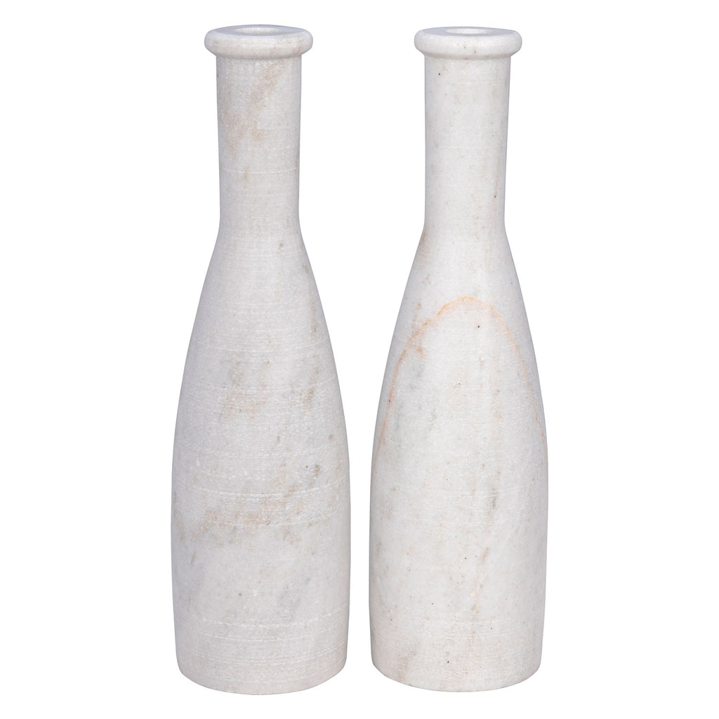 Noir Moris Candle Holder Set of 2