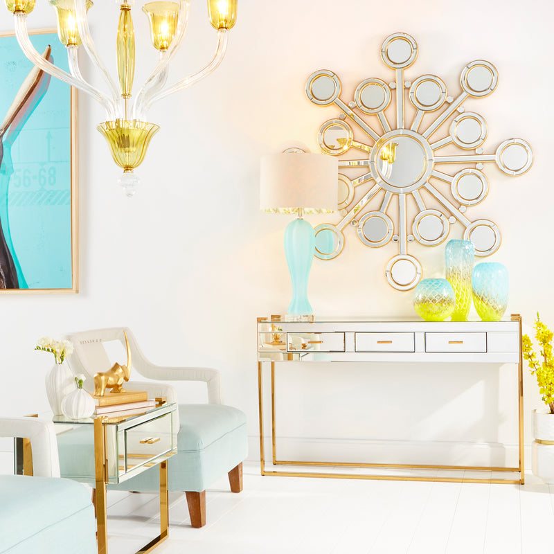 Cyan Design St Clair Console Table