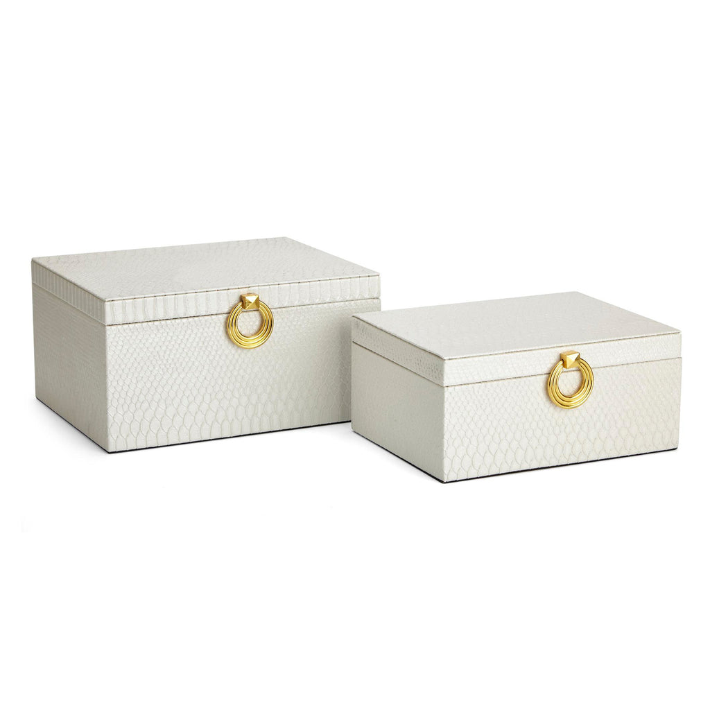 Veronica Jewelry Box Set of 2