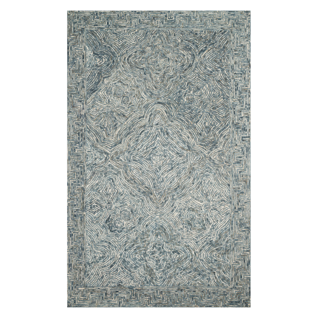 Loloi II Ziva Denim Hand Tufted Rug