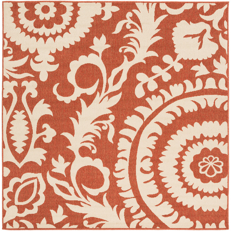 Surya Alfresco Paisley Indoor/Outdoor Rug