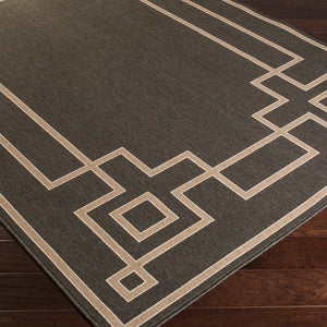 Surya Alfresco Frame Indoor/Outdoor Rug