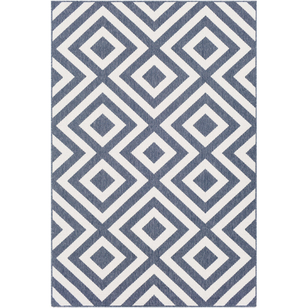 Surya Alfresco Diamond Indoor/Outdoor Rug