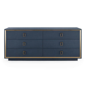 Bungalow 5 Ansel Extra Large 6-Drawer Dresser