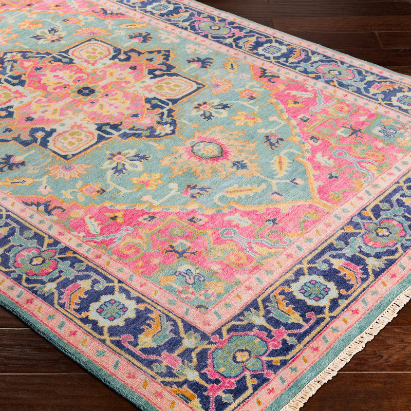 Surya Antique Festive Hand Knotted Rug