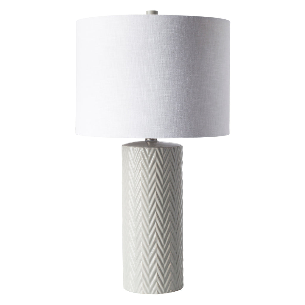 Divot Table Lamp