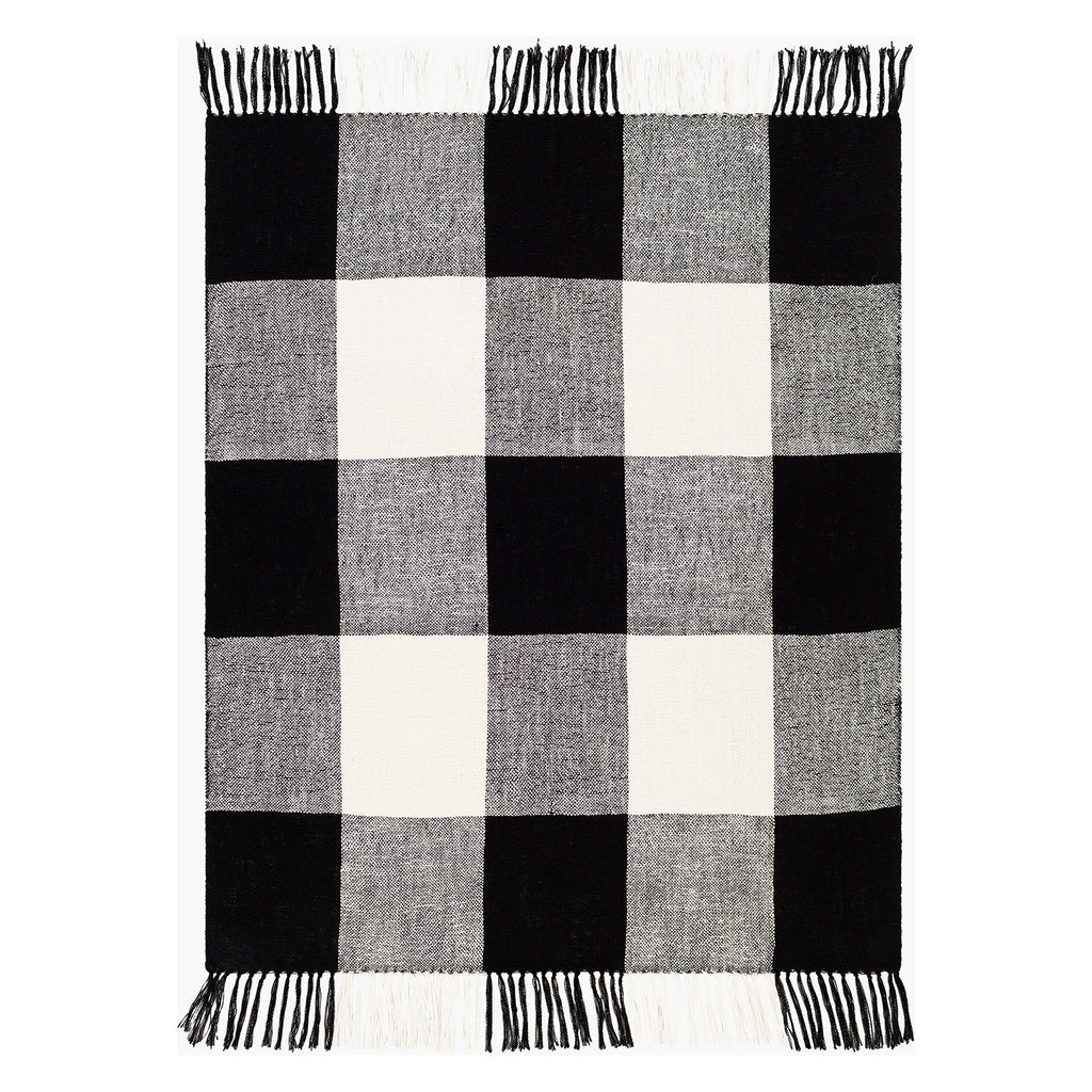 Buffalo Plaid Throw Blanket