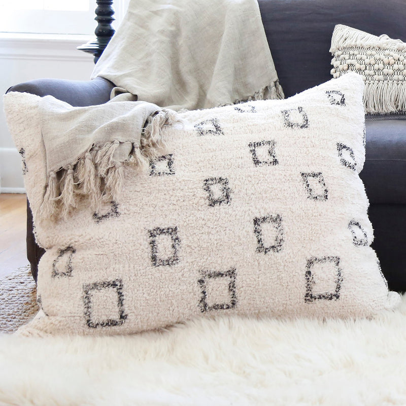 Pom Pom at Home Bowie Throw Pillow