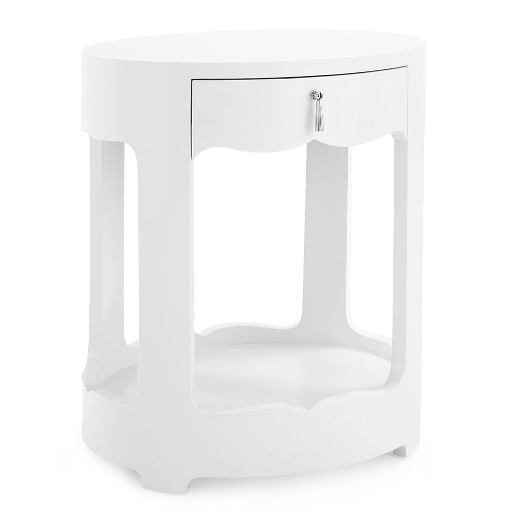 Bungalow 5 Brigitte 1 Drawer Side Table