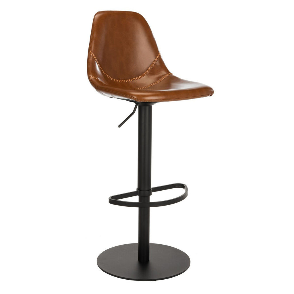 Lyvia Adjustable Swivel Barstool