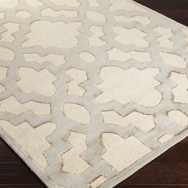 Candice Olson for Surya Modern Classics Lattice Hand Tufted Rug