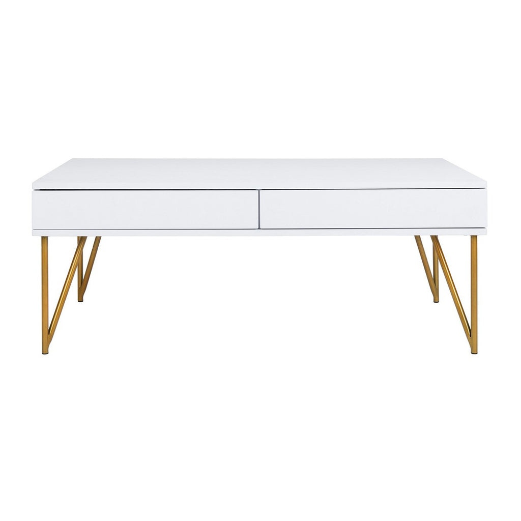 Lena Two Drawer Coffee Table