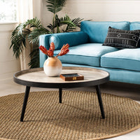 Maisie Round Tray Top Coffee Table