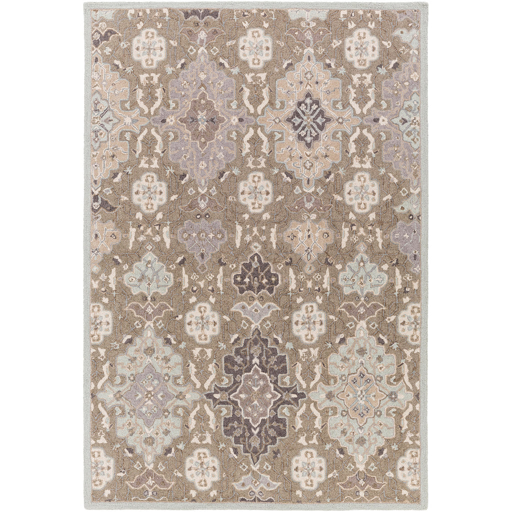 Surya Castille Scenic Hand Hooked Rug