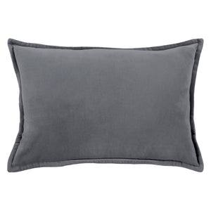 Olivia Cotton Velvet Throw Pillow