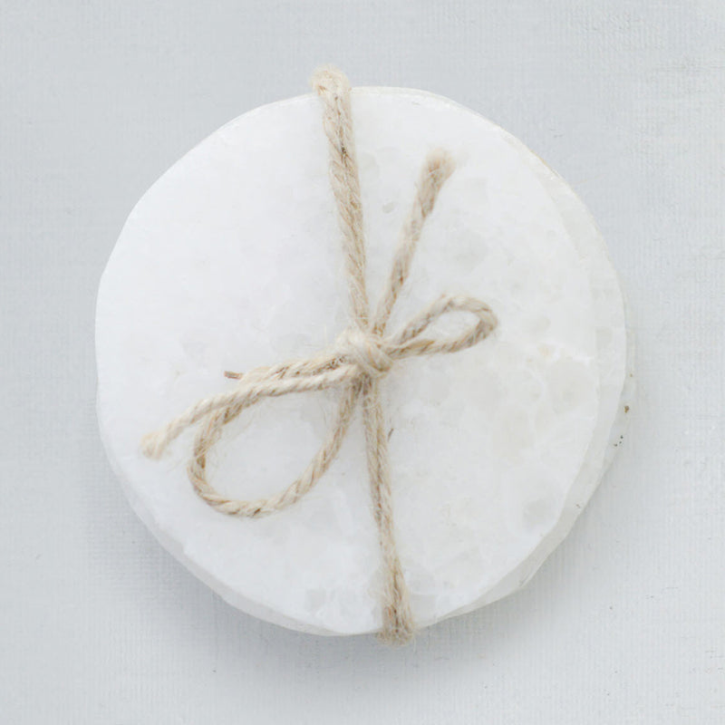 Marissa Quartz Coaster Set of 4