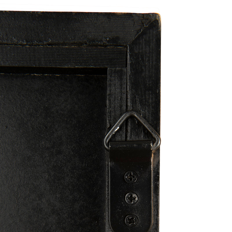 Terri Floral Framed Wall Art
