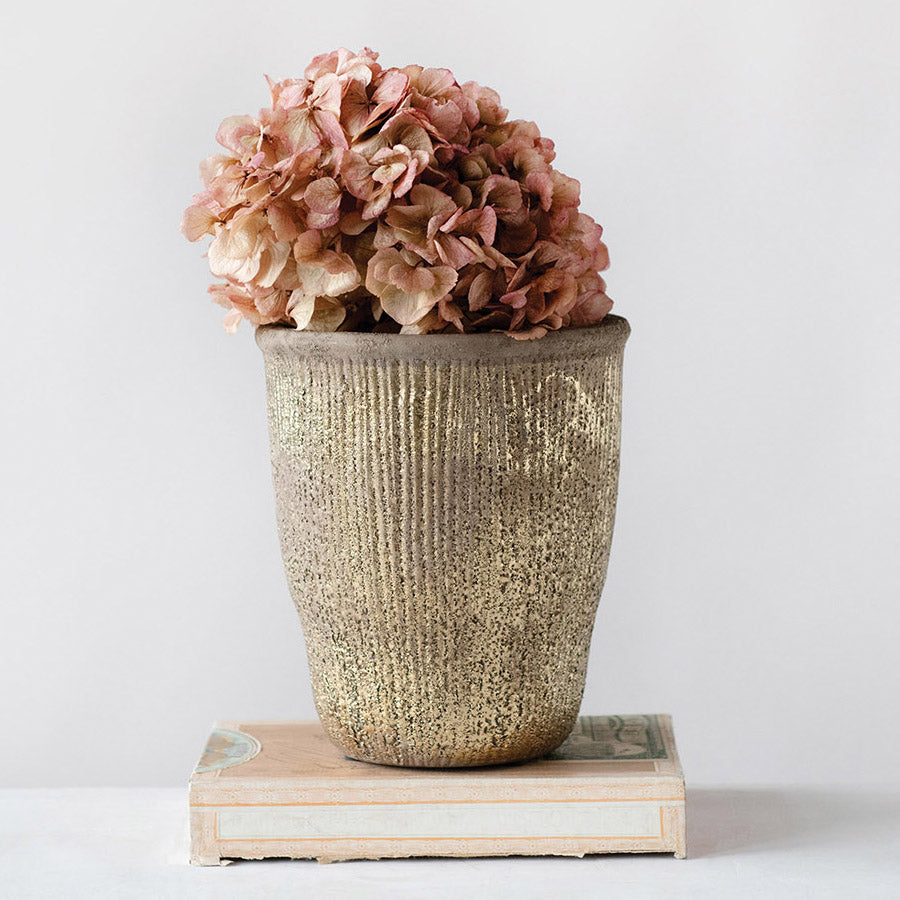 Dupon Terracotta Planter