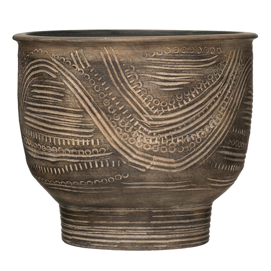 Echols Terracotta Planter