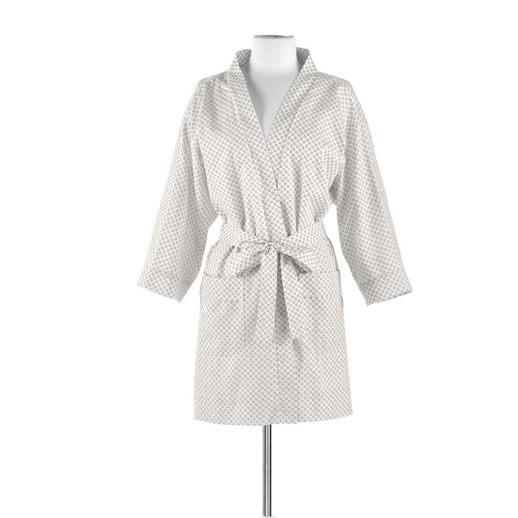 Peacock Alley Emma Short Bath Robe