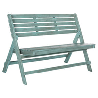 Alice Outdoor Folding Bench