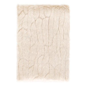 Chalet Faux Fur Throw Blanket