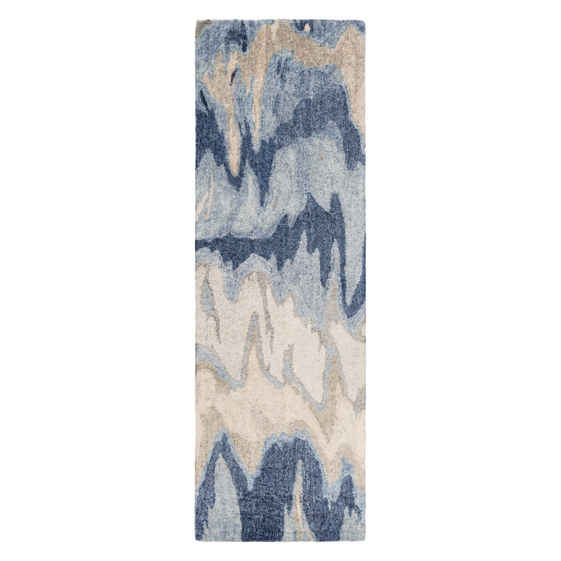 Surya Gemini Blue Eyed Hand Tufted Rug