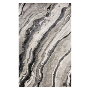 Surya Gemini Layered Hand Tufted Rug