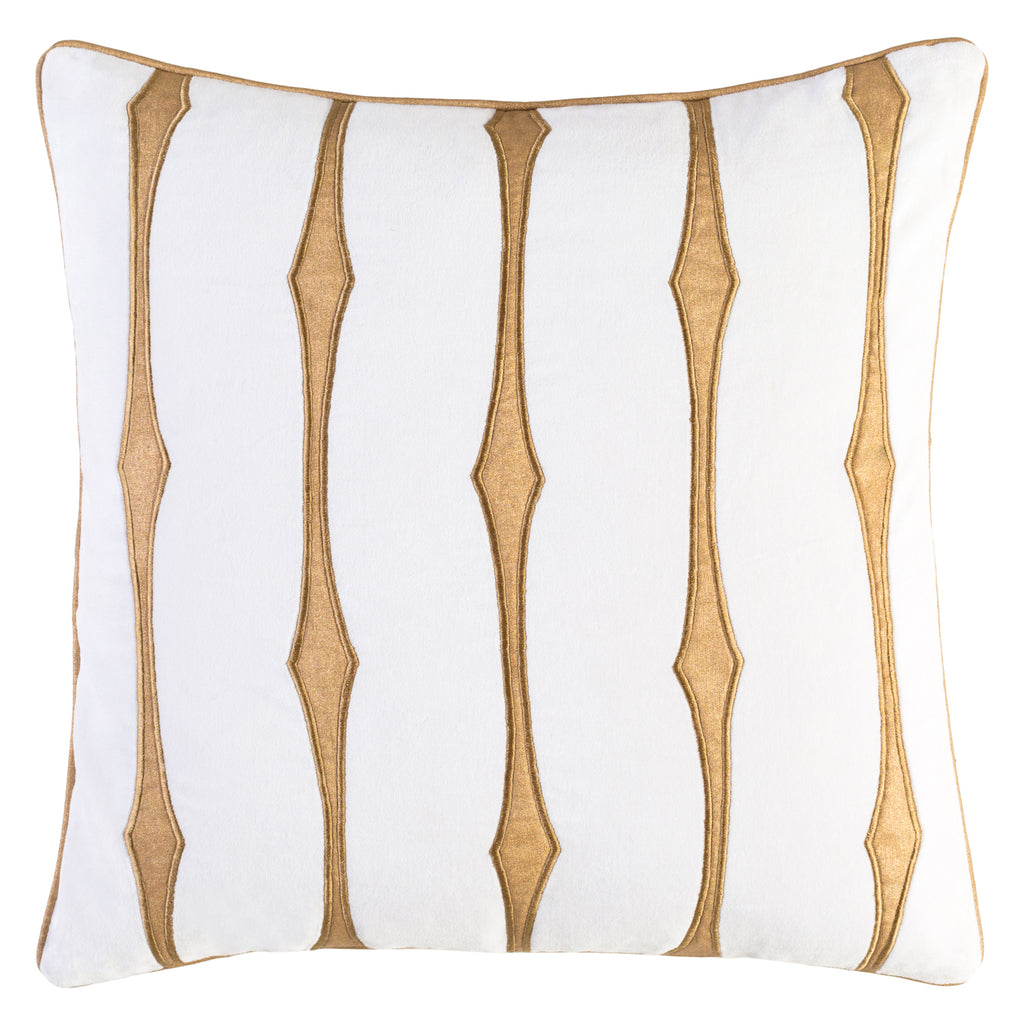 Helios Stripe Throw Pillow