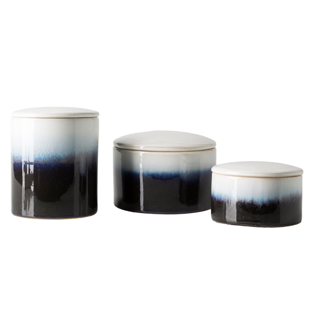 Taruh Indoor/Outdoor Jar Set of 3