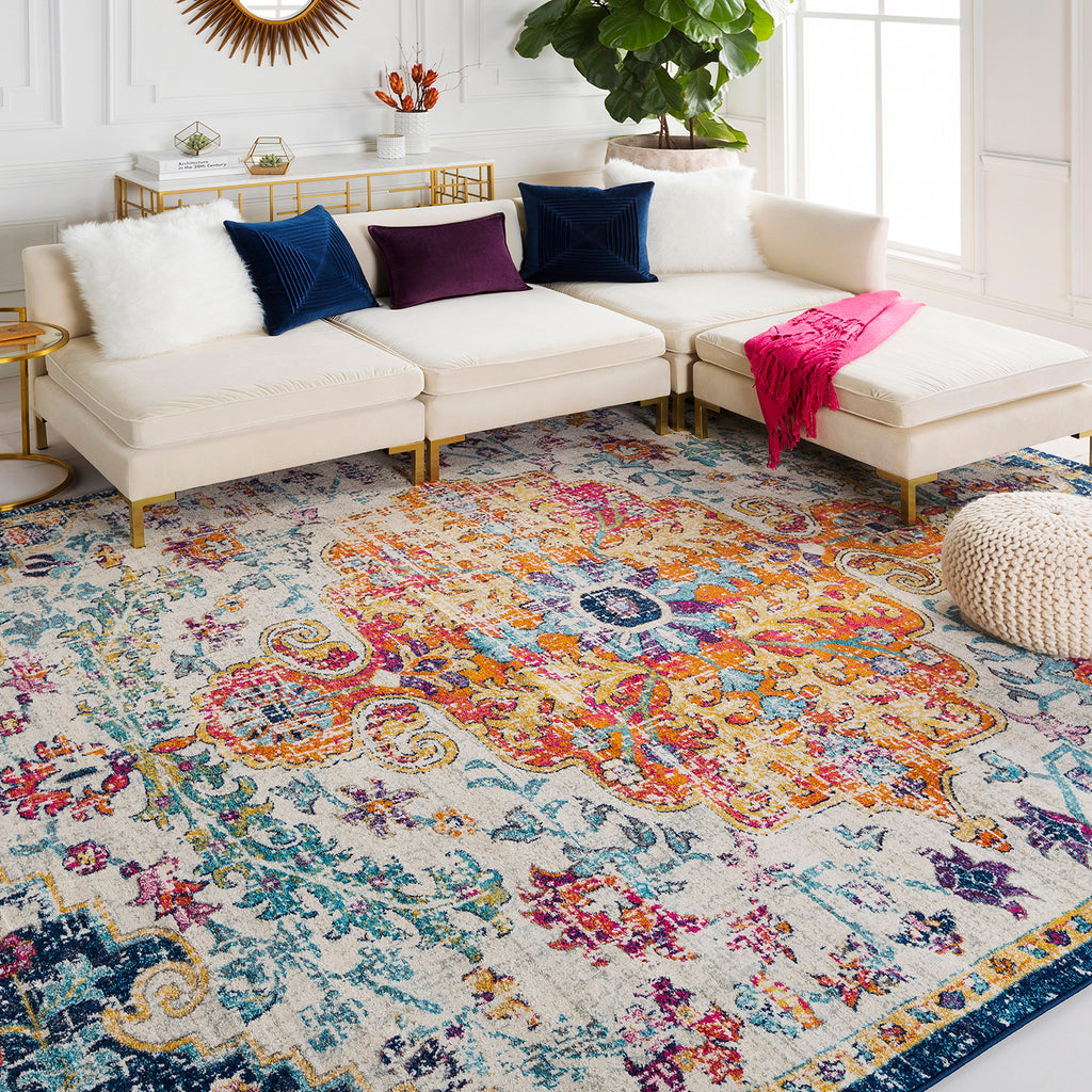 Surya Harput Medallion Medium Pile Rug