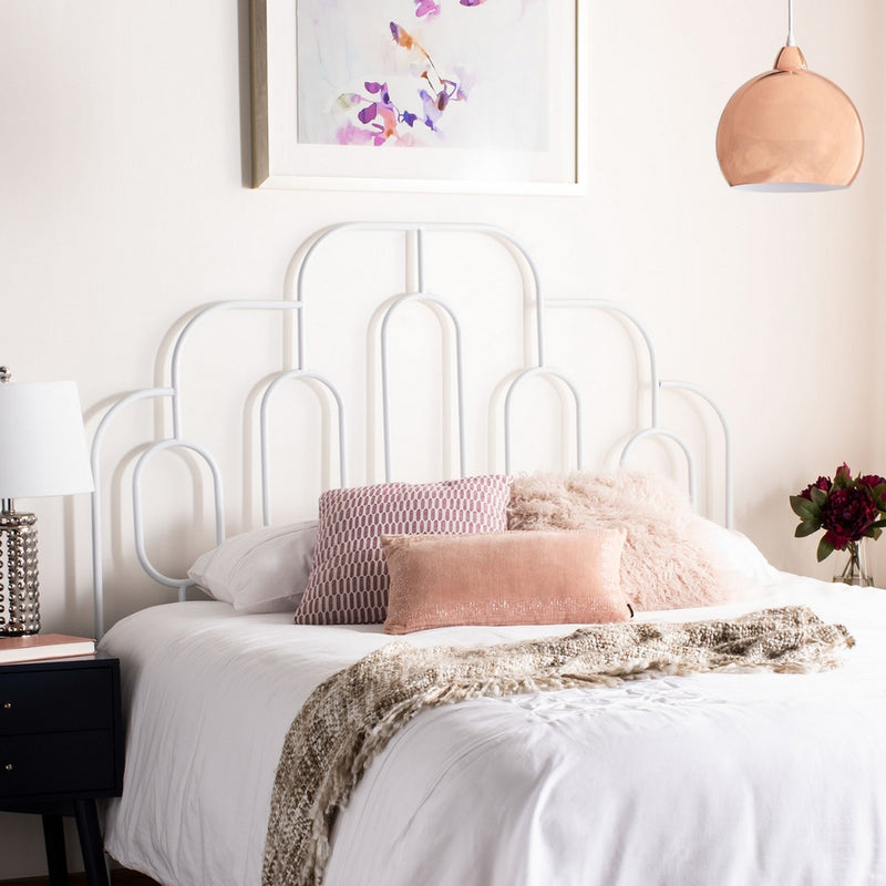 Coomber Metal Retro Headboard