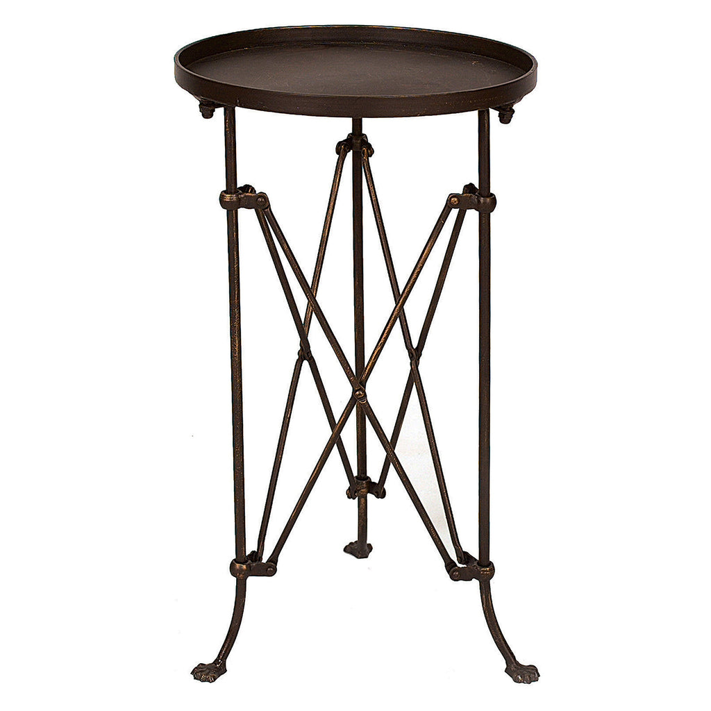 Ralstons Metal Accent Table