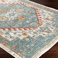 Surya Herati High Pile/Low Pile Rug