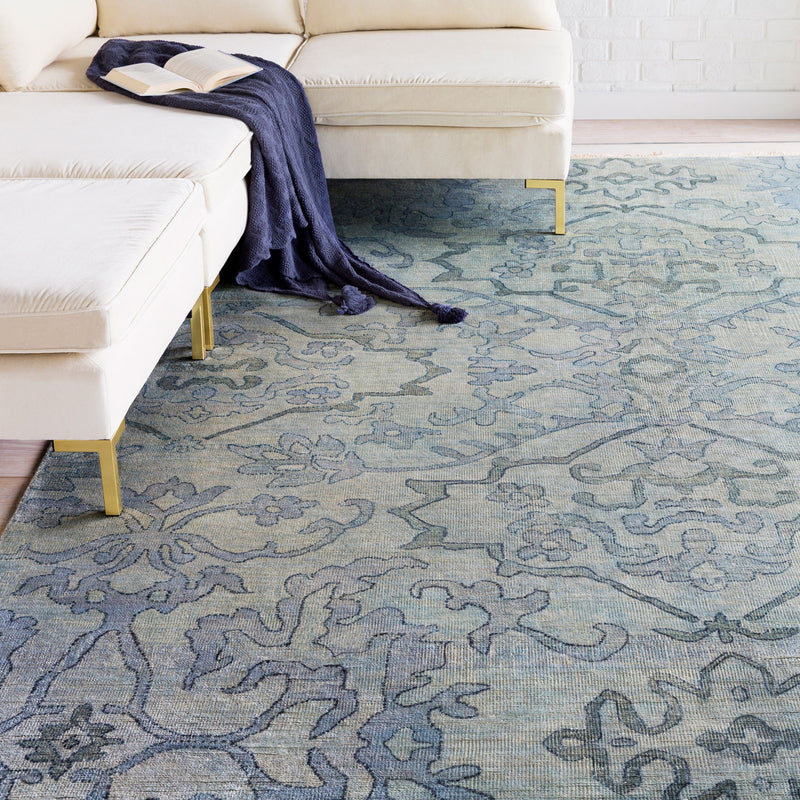 Surya Hillcrest Hand Knotted Rug
