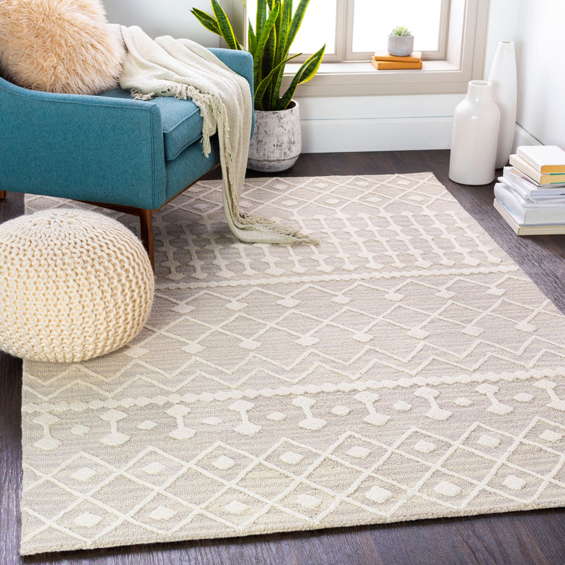 Surya Izmir Row Hand Tufted Rug